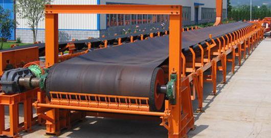 云南DTⅡ型皮带输送机